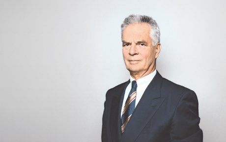 Chairman Supervisory Board Dr. Gerd Krick (picture)